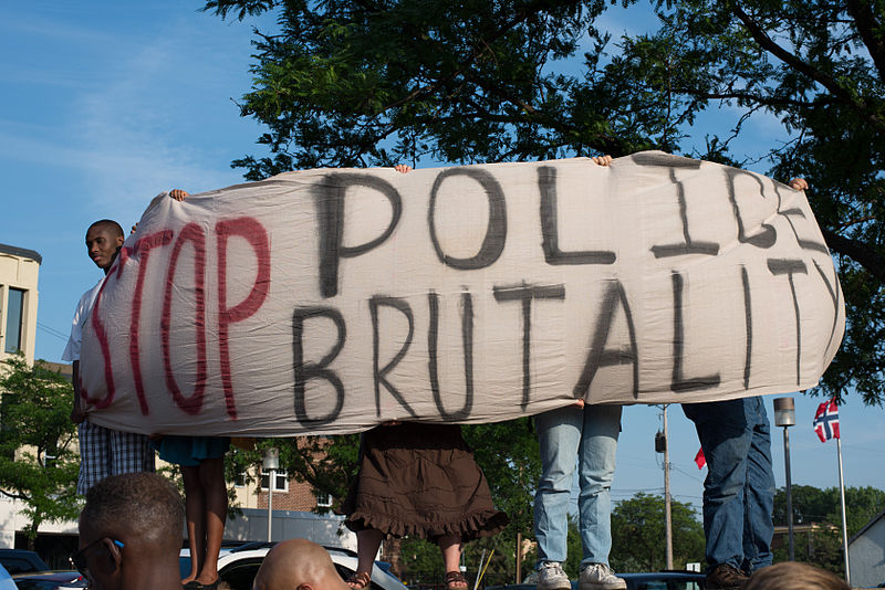 800px-Protest_against_police_brutality