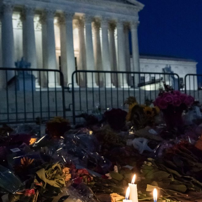 Supreme Court Vigil