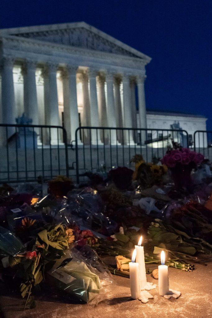 Supreme Court Vigil