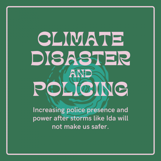 Climate & policing